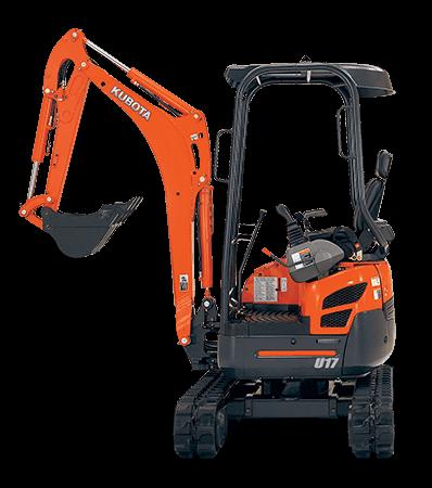 Excavator 1.7Tonne